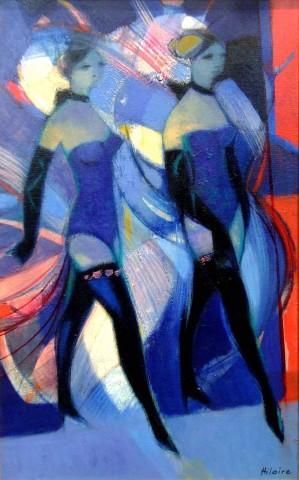 Camille Hilaire, Dancers