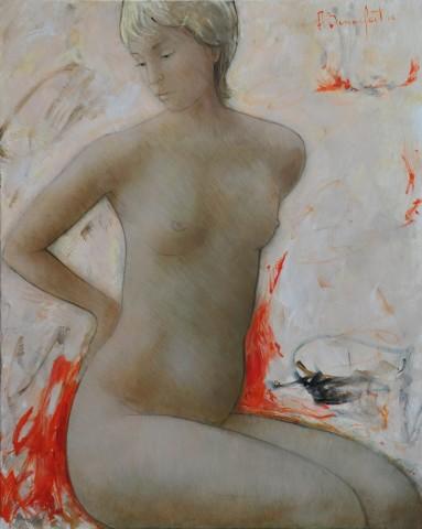 Alain Bonnefoit, Carolyn