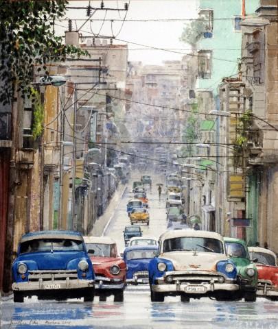Jonathan Pike, Neptuno, Havana