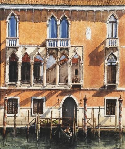 Jonathan Pike, Palazzo Foscarini