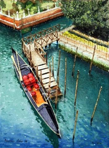 Gondola at S.Toma