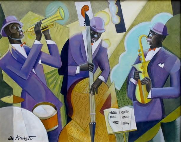 Bela De Kristo, Jazz Band