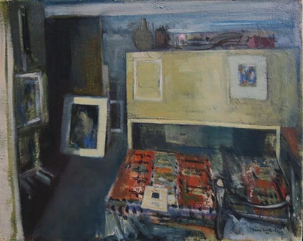 Jean Welz, Interior
