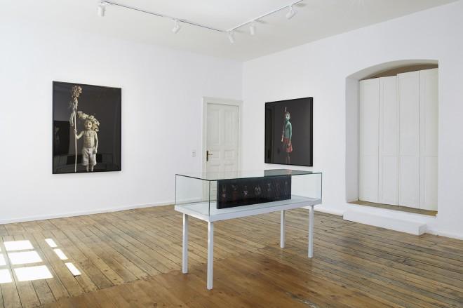 Florine Demosthene, Lizette Chirrime and Iwajla Klinke