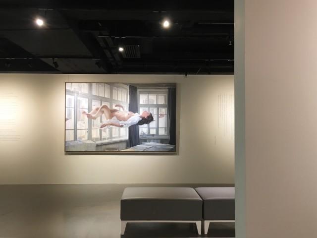 「實非實 • 虛非虛」諏訪敦個人作品展