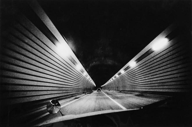Daido Moriyama, Tomei Expressway, 1972