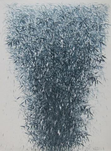 Fang Shao Hua, Bamboo Without Regulation - Free Garden, 2012