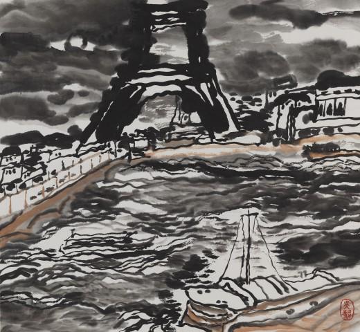 Eiffel Tower (Paris Series)