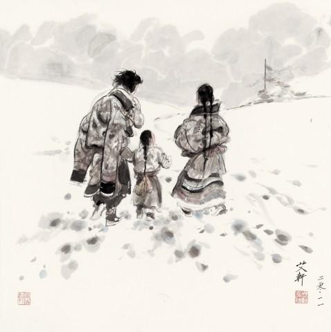 Ai Xuan, Home Coming, 2011
