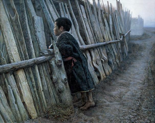 Ai Xuan, The Paling, 1983