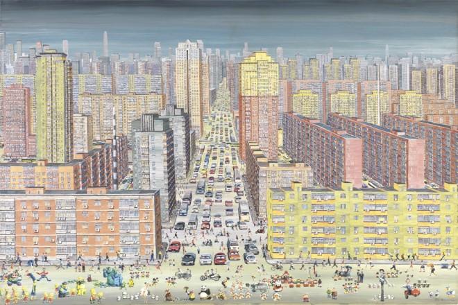 Zhang Gong, Beijing No.2, 2010