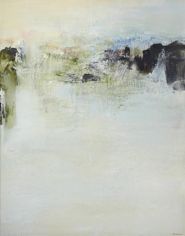 Zao Wou-Ki, 31.10.79, 1979