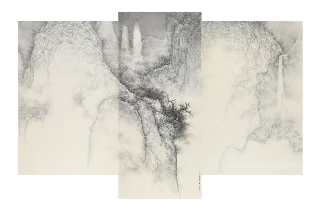 Li Huayi, Zen of Winter, 2019