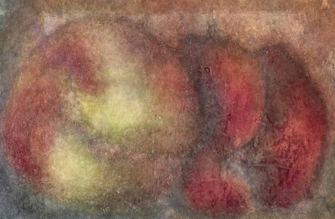 Nancy Chu Woo, Two Peaches, 2007
