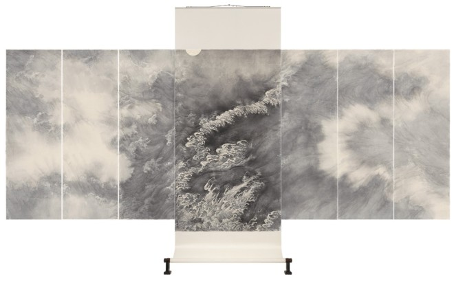Li Huayi, Episode of Clouds and Water, 2010