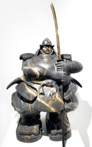 Matteo Pugliese, Samurai Guardian VIII , 2018