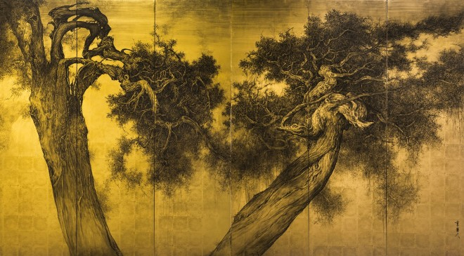 Li Huayi, Wind Riding, 2017