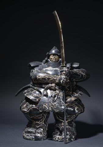Matteo Pugliese, Samurai Guardian VIII, 2018