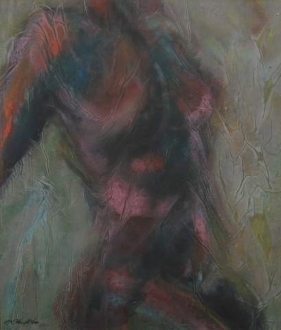 Nancy Chu Woo, In the Mist , 2005