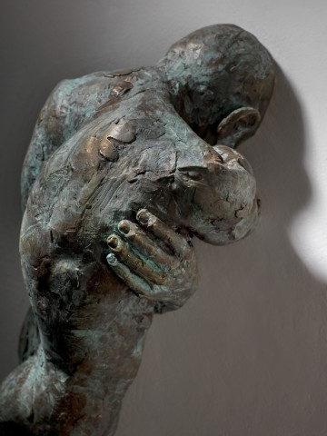 Matteo Pugliese, The Embrace, 2017
