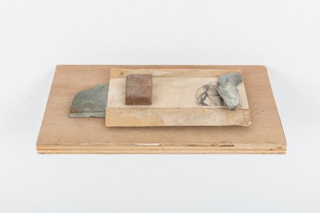 Hudinilson Jr  Untitled, 1970