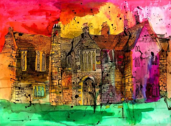 Christopher James Tate, Tate's Cornwall: COTEHELE