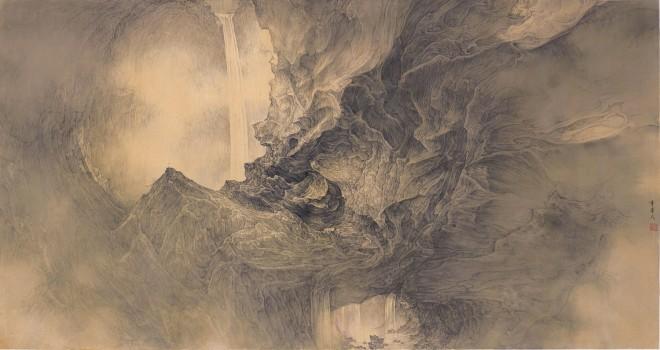 Li Huayi, Immortal Mountain - Passage to Pureland, 2013