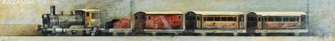 Arganda Train