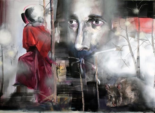 Viljami Heinonen, Down Where I Am, 2017