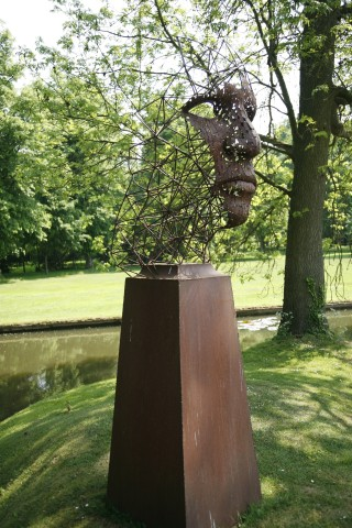 Sculpture Al Fresco I