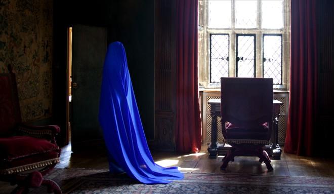 Güler Ates, Blue Pigment, 2011