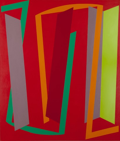 Vanessa Jackson, Homage a Henri, 2014