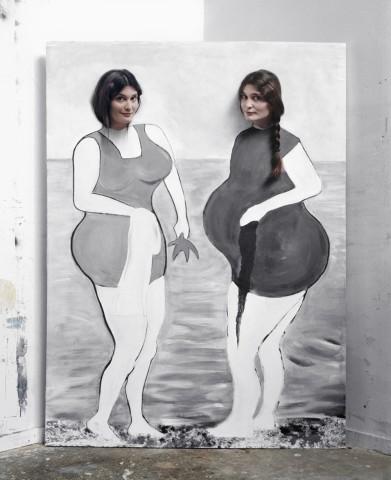 Clarisse d'Arcimoles, The Swimmers, 2013