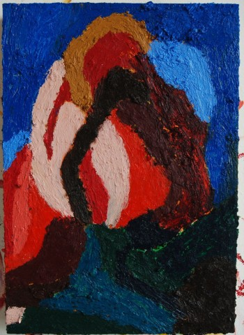 Ralph Hunter-Menzies, Abstract Composition VII, 2012