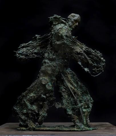 Laurence Edwards, Rush I, 2011