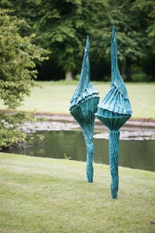 Carole Andrews, Franchetti Blue, 2009