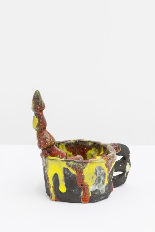 Lindsey Mendick, A Hug in a Mug (Beginners), 2018