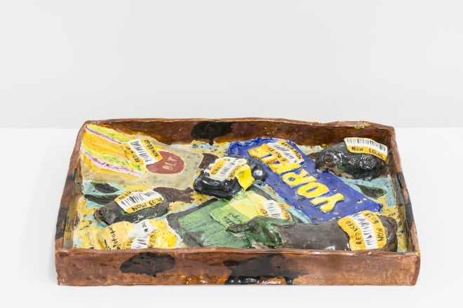 Lindsey Mendick, The Best Things in Life are Reduced, 2018