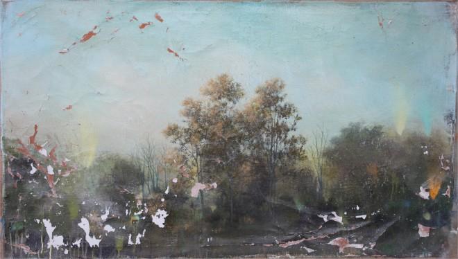 """Peter Hoffer, """"Dresden,"""" 2017"""