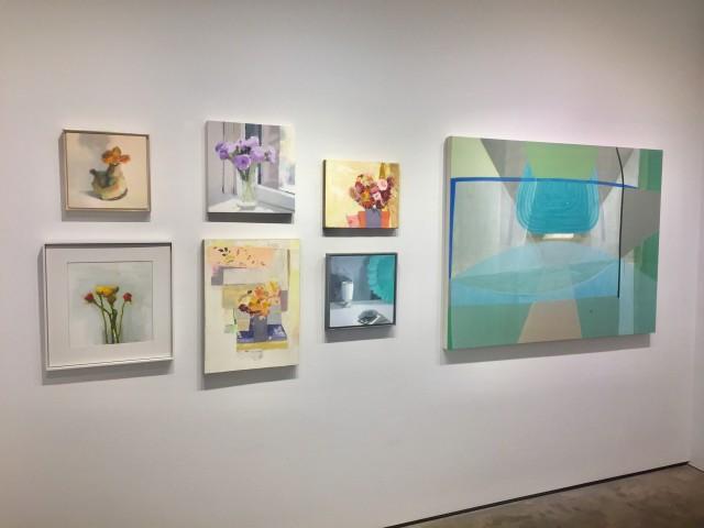 Installation  Stephanie London, Stanley Bielen, Lisa Breslow, Sydney Licht, Ky Anderson