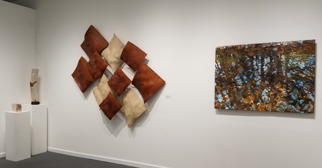 Duo Shows Pairing New Works by Gallery Artists