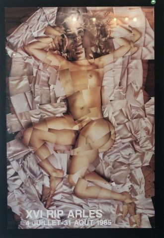 David Hockney XVI RIP Arles