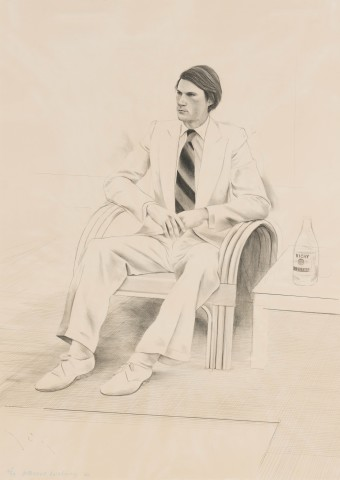 David Hockney, Joe MacDonald, 1976