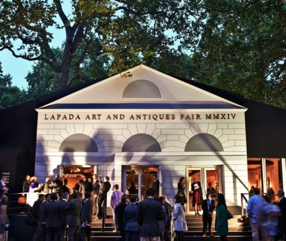 The LAPADA Art & Antique Fair