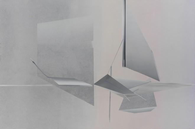 Alexandra ROUSSOPOULOS 亚历珊德拉·鲁索普洛斯  Un-landscape XVII  风景解构之十七, 2015