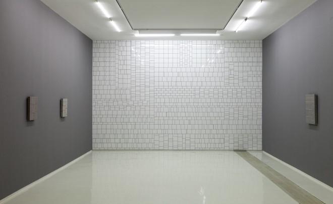Simon MULLAN 西蒙·玛伦 Popularis, wall for PIFO 2017  寻常(PIFO定制), 2017