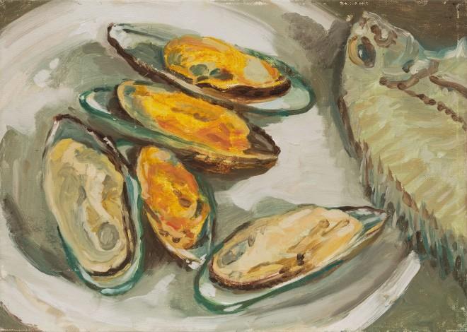Ni Jun 倪军  Five Mussels 五饼, 2012