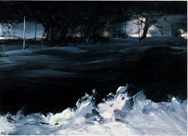 KANG Haitao 康海涛  White Wave 白浪, 2006