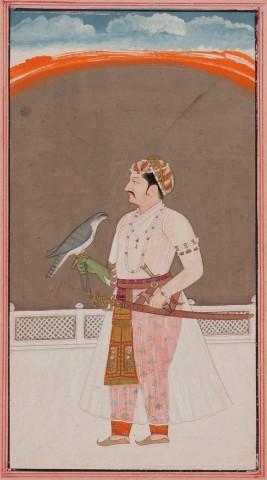 The Mughal Emperor Jahangir