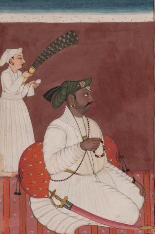 Raja Sidh Sen of Mandi